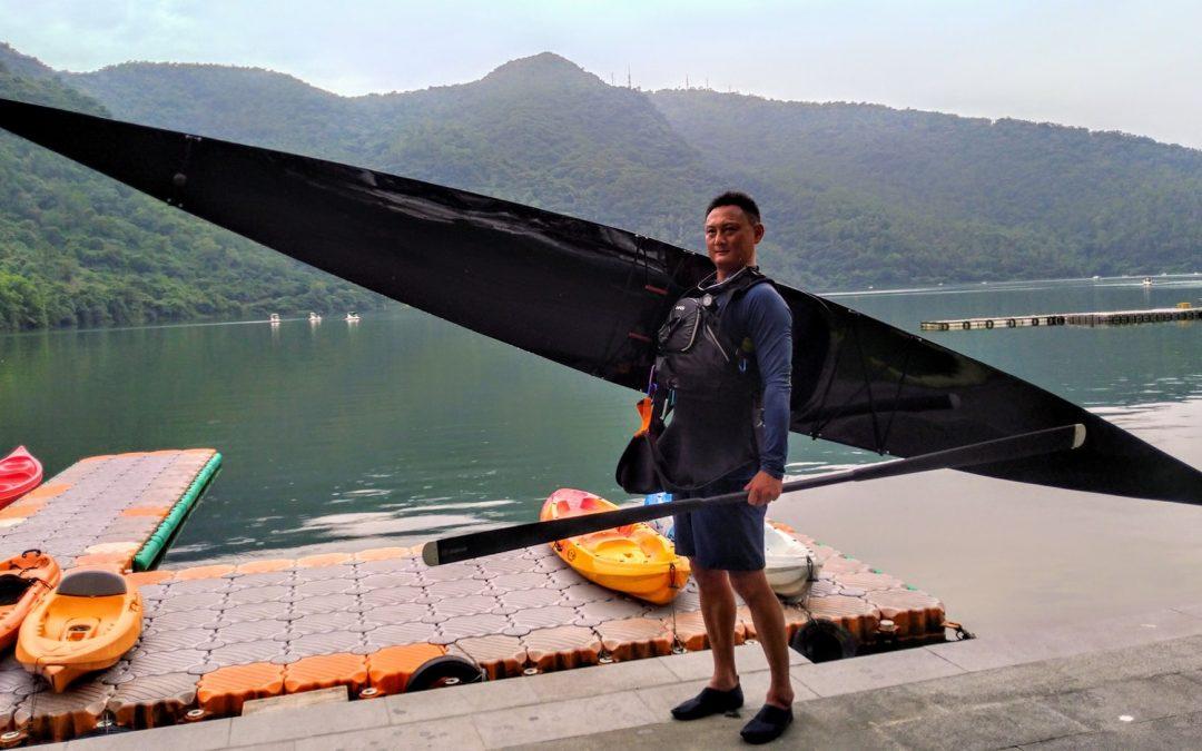Eagles Wang from Taiwan